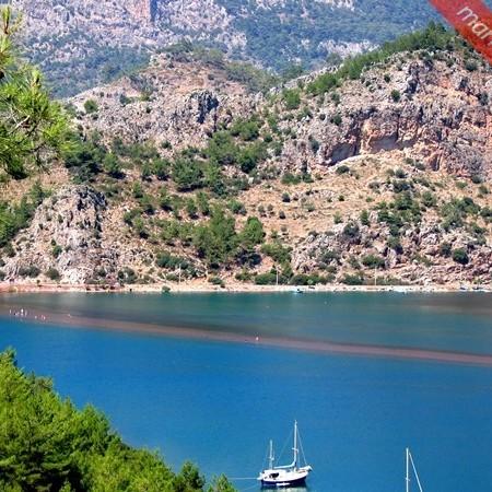 Plaża Jezusa Marmaris Turcja