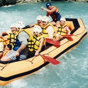 Rafting  w  Marmaris
